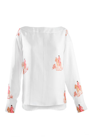 Rönner Phillipa Blouse Front
