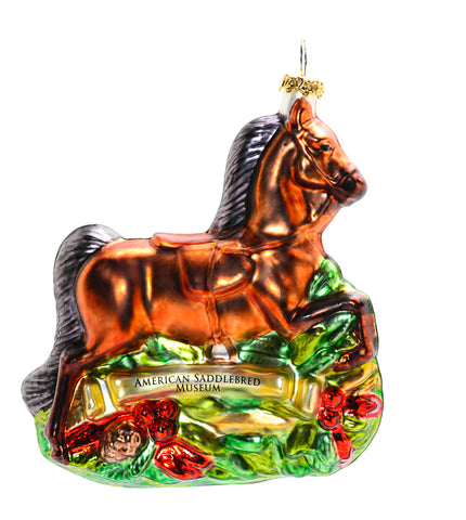 American Saddlebred Museum Ornament