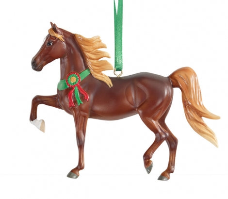 Breyer Morgan Beautiful Breeds Ornament