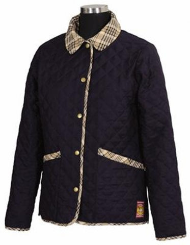 Baker Country Quilted Jacket Navy
