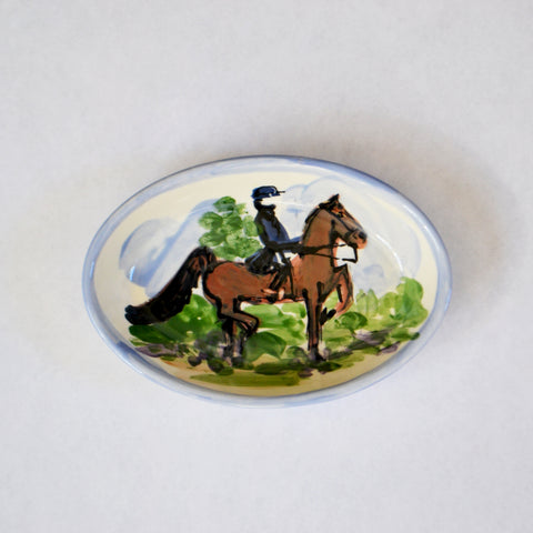 Frederique Saddlebred Soap Dish