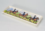 Frederique Saddlebred Olive Tray