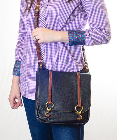 Hoof Pick Cross Body Purse