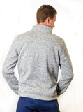 Men's American Saddlebred Museum Sweater-Fleece Jacket