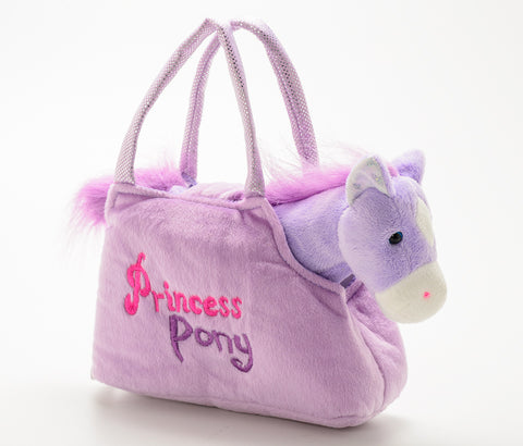 Pony in a Purse Lavender