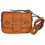 Snaffle Bit Cross Body Purse