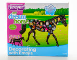 Breyer Decorate Emoji Horse Statue