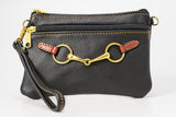 Fair Hill Wristlet Black