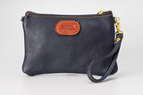 Fair Hill Wristlet Navy