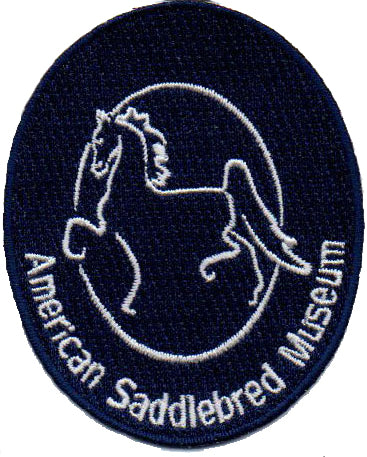 American Saddlebred Museum Patch