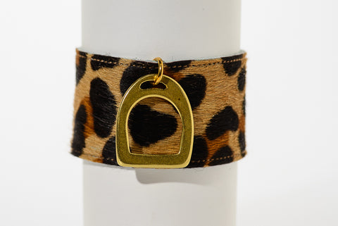 Wild Thing Stirrup Cuff