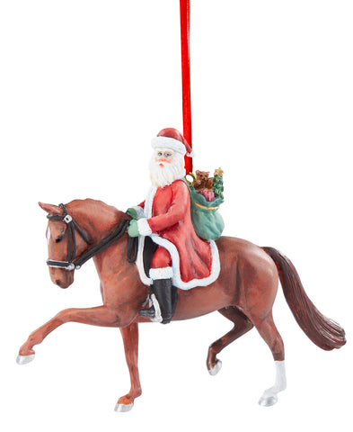Breyer 2020 Santa Ornament