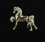 Saddlebred Tack Pin Left