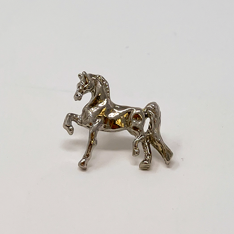 American Saddlebred Horse Left Pin