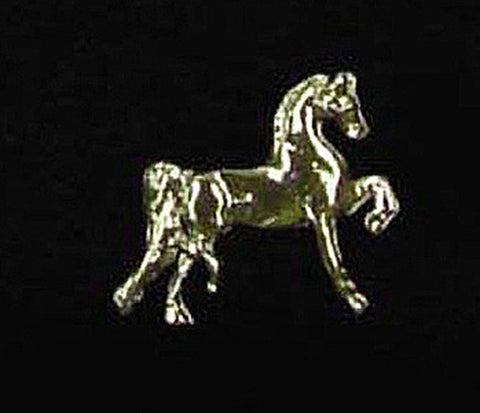 Saddlebred Tack Pin Right
