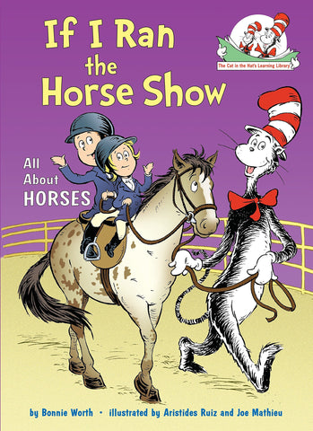 If I Ran the Horse Show by Dr. Seuss