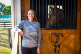 American Saddlebred Long Sleeve Tee
