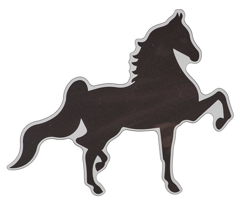 American Saddlebred Auto Magnet