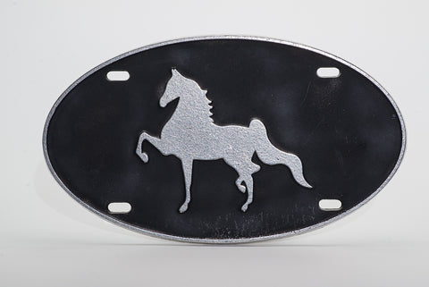 American Saddlebred Horse License Plate