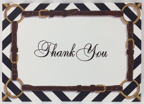 "Stirrup ""Thank You"" Notes"