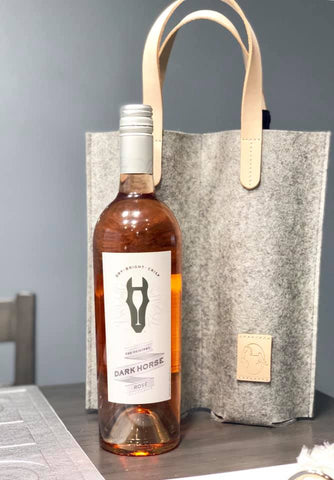American Saddlebred Duo Wine Carrier