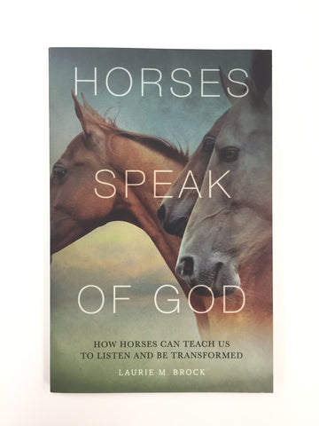 Horses Speak of God Book Cover