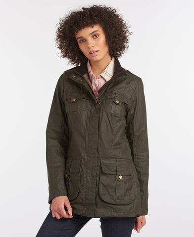 Barbour Ladies Flowerdale Jacket