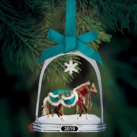 Breyer 2019 Minstrel Holiday Ornament
