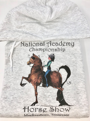National Academy Championship Horse Show Hoodie