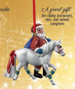 Breyer 2019 Holiday Pony for Christmas Ornament