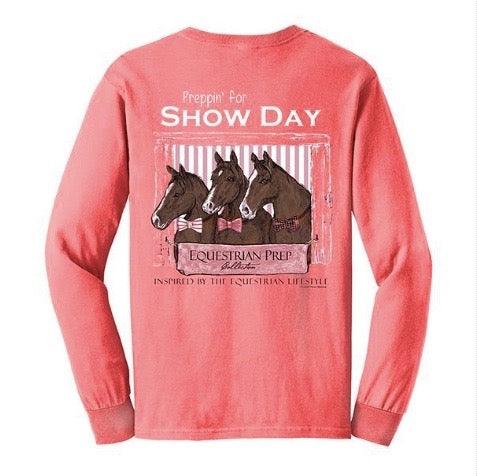 Youth Show Day Long Sleeve Tee