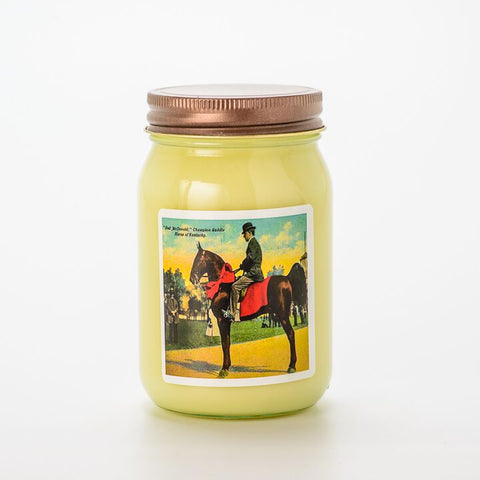 American Saddlebred Museum Candle: The Christmas Horse