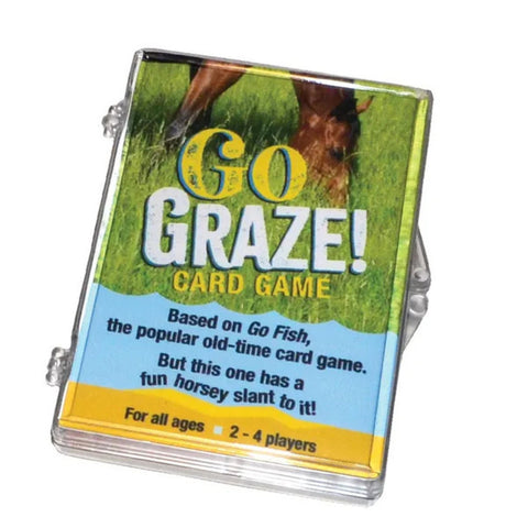 """Go Graze"" Card Game"