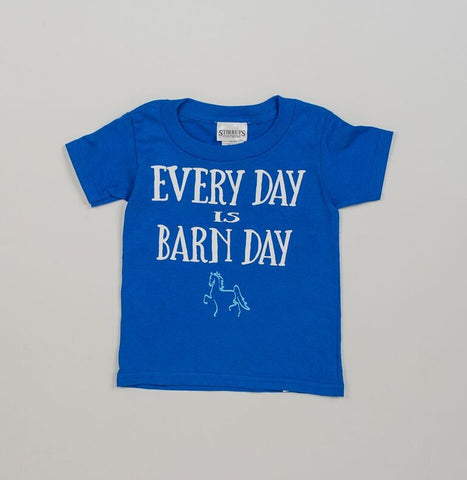 """Every Day is Barn Day"" Tee"