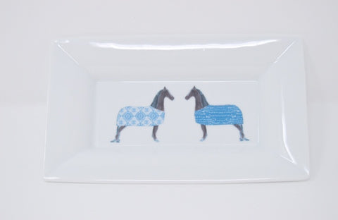 Maizie Clarke Rectangle Trinket Tray