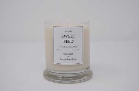 Sweet Feed Candle