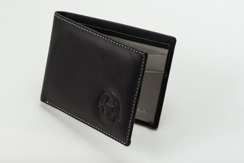 Men's Leather Bill Fold