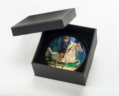 American Saddlebred Paperweight