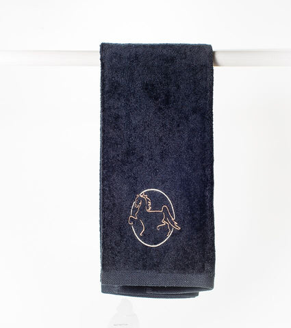 American Saddlebred Museum Horse Hand Towels