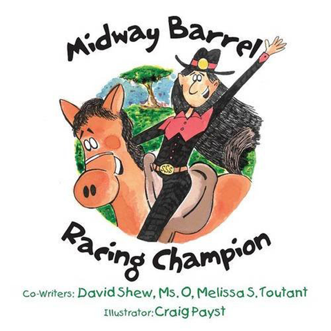 Midway Barrel Racing Champion