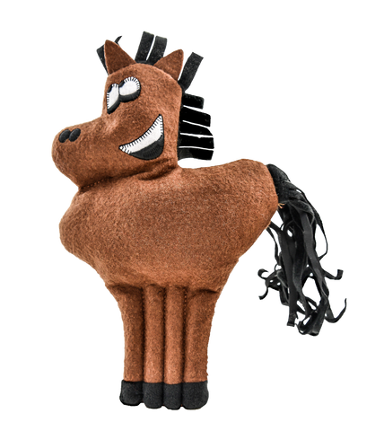 Midway Plush Horse