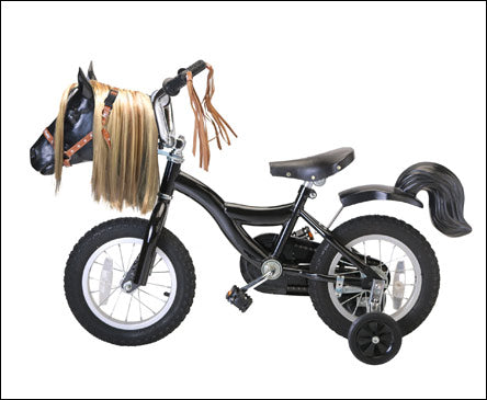 Tan Pony Bike Kit