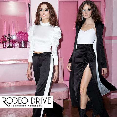 Rodeo Drive Saddlebred Horse Rescue and Runway