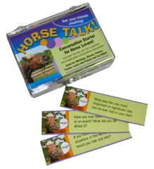 Horse Talk! Conversation Starters for Horse Lovers