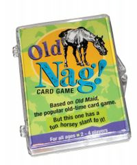 """Old Nag"" Playing Cards"