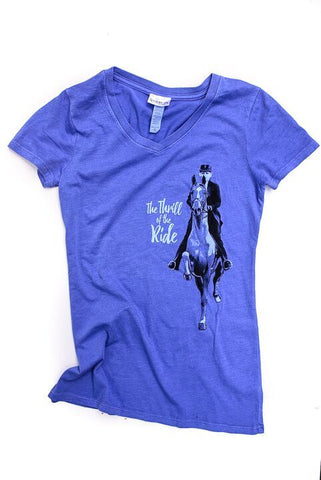 Thrill of The Ride V-Neck