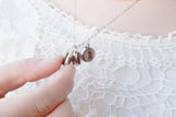 i am greater than my highs and lows  tiny treasures necklace