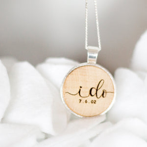 I do | Personalized with or without date