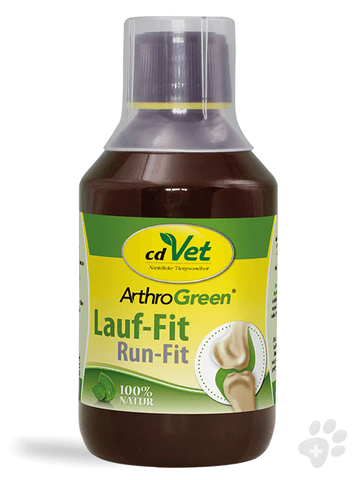 cdVet ArthroGreen Lauf-fit