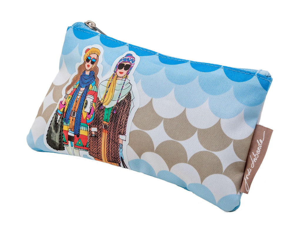 Blue Jordi Labanda's Designer Cute Fuctional Bag